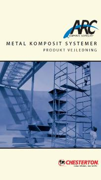 Metal komposit guide